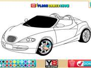 Coloring 16 Cars Walkthrough
