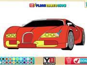 Coloring 16 Cars Walkthrough