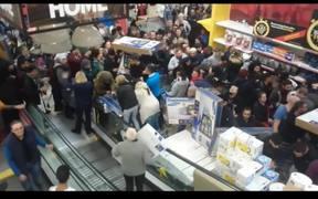 Black Friday Shopping Chaos Compilation 2018