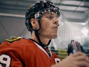 Jonathan Toews Water Bottle Pop