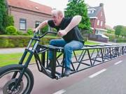 Worlds Longest Bike