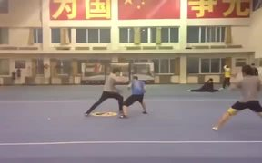 Kung Fu In Action