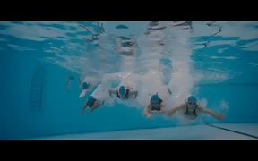 Swimming With Men Trailer