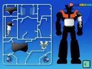 Build Mazinger Z Walkthrough
