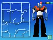 Build Mazinger Z Walkthrough