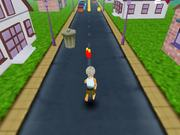 Grandpa Run 3D Walkthrough