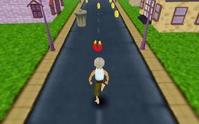 Grandpa Run 3D Walkthrough