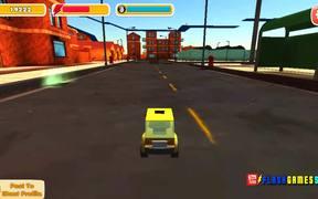 Toy Car Simulator Walkthrough