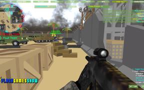 Military Wars 3D Multiplayer Walkthrough