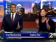 News Anchors Cannot Stop Laughing