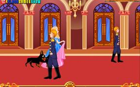 Princess Kissing Walkthrough