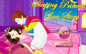 Sleeping Princess Love Story Walkthrough