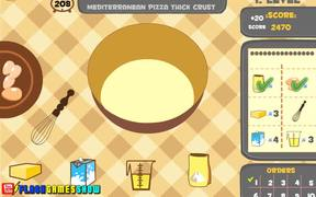 Pizza Nizza Walkthrough