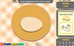 Pizza Nizza Walkthrough