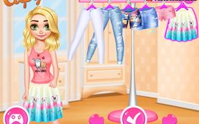Princesses T-shirt Designers Walkthrough