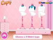 Princesses T-shirt Designers Walkthrough