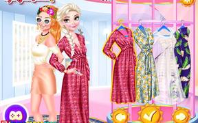 Sisters Summer Parties Day & Night Walkthrough