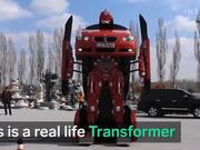 A Real Life Transformer