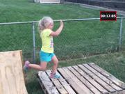Dad Builds Ninja Warrior Course