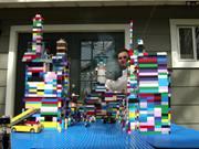 Lego Plane Crash