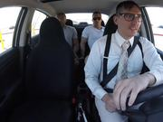 Driver Breaks Out A Killer Rap