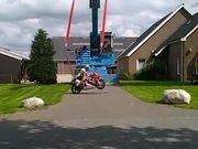Motorcycle Swing