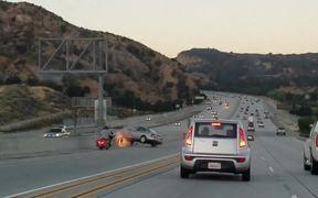 Road Rage Caught
