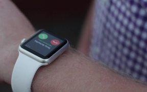 Tim Wears Apple Watch