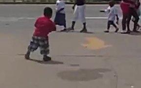 Good Street Dancer