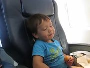 Kid Falls Asleep While Sleeping