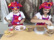 3 Item Cooking Challenge