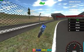 Motorbike Racing Walkthrough