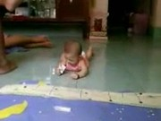 Funny Kid Play