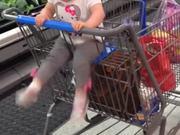 Little Baby Doing Shopping