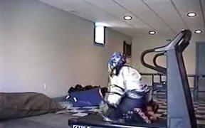 Hockey Treadmilling