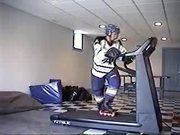 Hockey Treadmilling