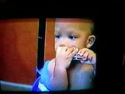 Harmonica Playing Baby