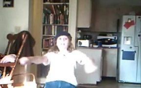 Ally Sings Karaoke at 9 Yo