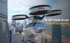11 Futuristic Aircraft