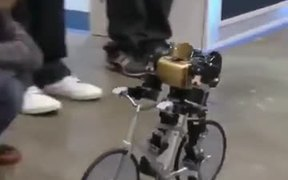 This Is The Future Of Bike Courier