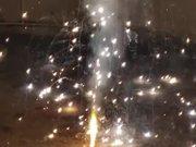 Firecrackers In Slow Motion