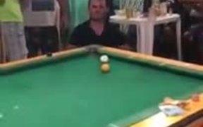The Accidental English Billiard Pro