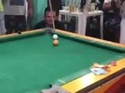 The Accidental English Billiard Pro