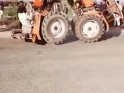 When Tractors Turn To Avengers