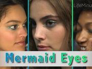 Hot Summer Beauty Trend: Mermaid Eyes