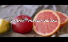 How to Make Grapefruit Pineapple Apple Juice
