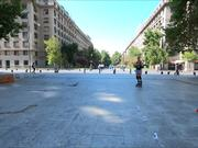 Roller Skate Tricks