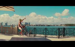 The Beach Bum Trailer