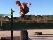 Fantastic Example Of Gymnastics