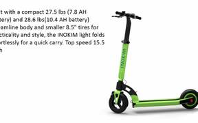 Top 5 Fast Electric Scooter